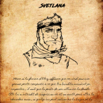 <b>L'alliance de Svetlana pour Kingmaker</b> <br />