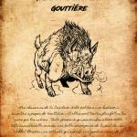Gouttiére