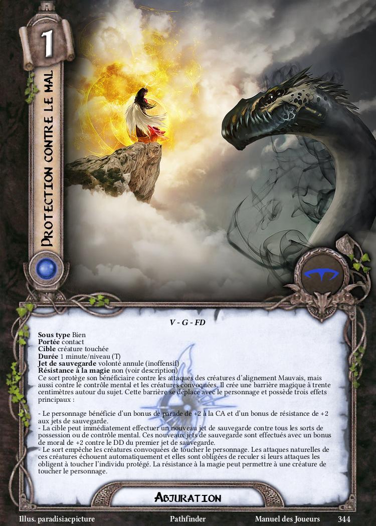 Serpentaire carte de sort - Tatouage de protection contre le mal ...