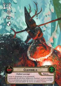 Cluckdull Carte du PJ